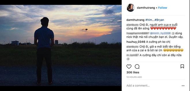 Đàm Thu Trang bất ngờ đăng ảnh Cường Đôla lên trang cá nhân
