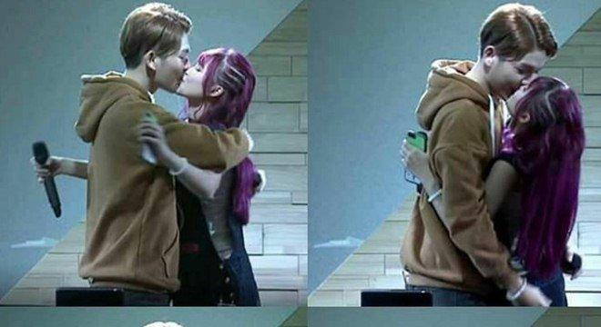 Điểm lại những nụ hôn ngọt nhất từ trước tới nay của các cặp đôi showbiz Việt