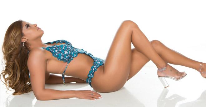 Đường cong cuộn sóng đẹp khó tin của 7 Hoa hậu Siêu vòng 3