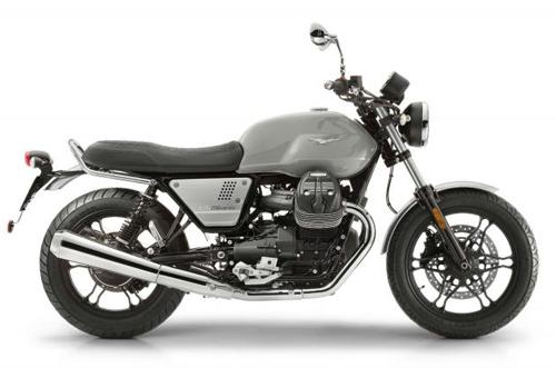 Ngắm các mô hình Moto Guzzi mới của dòng V7 III tại EICMA 2017