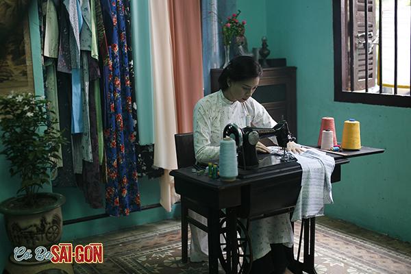 Phục trang mãn nhãn, mỗi người một vẻ của 3 nữ chính Cô Ba Sài Gòn