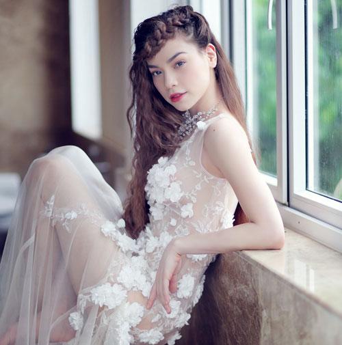 Hồ Ngọc Hà bao lần mặc váy cưới nhưng chưa một lần trở thành cô dâu!
