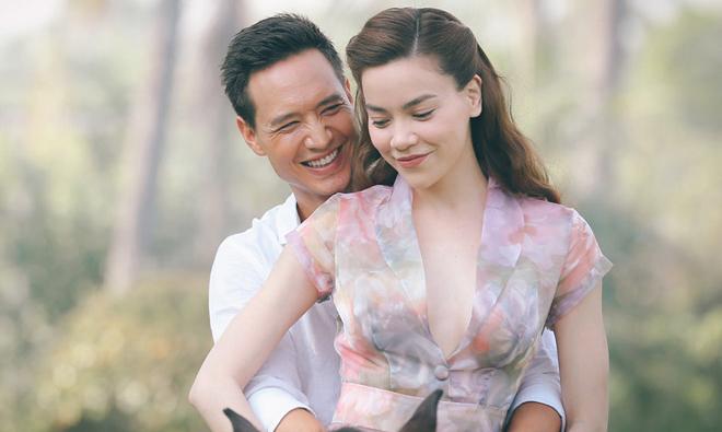 Kim Lý: Tôi bị Hồ Ngọc Hà quyến rũ mạnh mẽ
