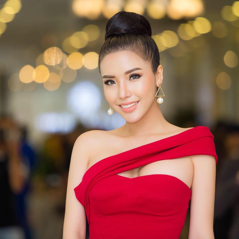 Á hậu Việt có vòng ba 1 mét sẽ dự thi Hoa hậu Siêu quốc gia - Hình 2