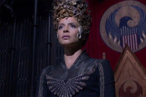 Tây du ký: Nữ nhi quốc của Triệu Lệ Dĩnh bị nghi chôm chỉa phim Hollywood