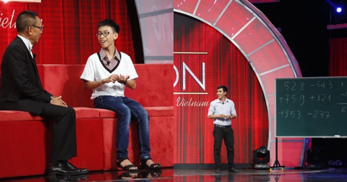 """MC kỳ cựu Lại Văn Sâm cũng phải """"cạn lời"""" với cậu bé 13 tuổi này"""