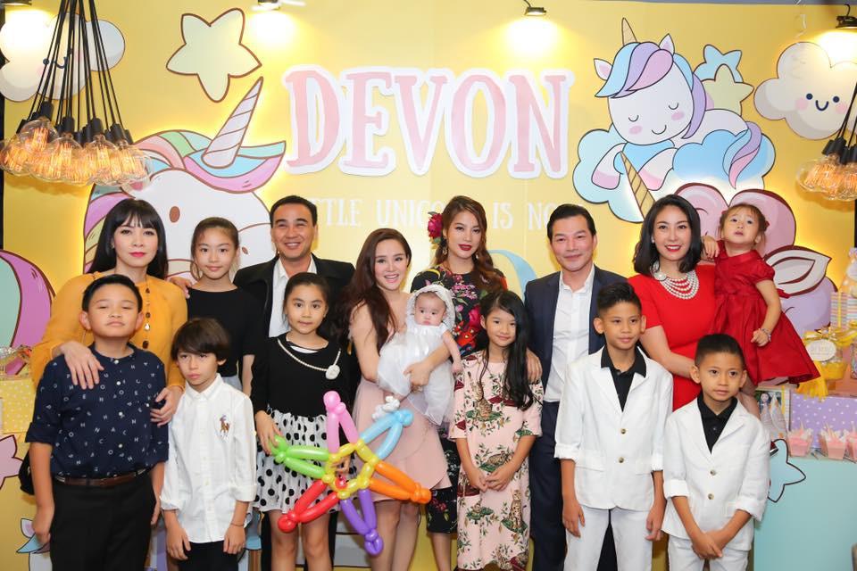Trương Ngọc Ánh - Trần Bảo Sơn tái hợp, tổ chức tiệc sinh nhật hoành tráng cho con gái