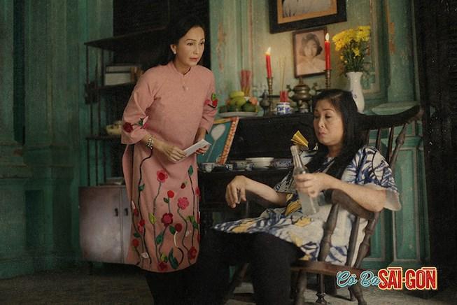 Cô Ba Sài Gòn thiếu chất Sài Gòn