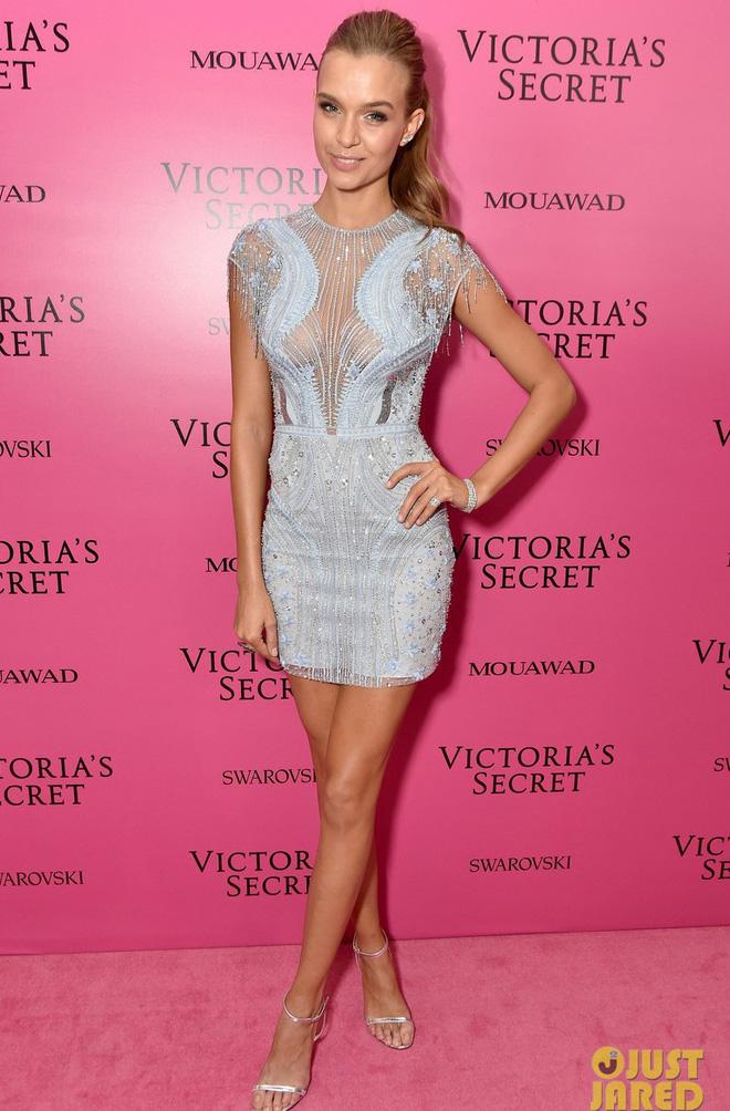 Thảm hồng Victorias Secret: Ngập tràn da thịt các chân dài, dàn khách mời Hoa ngữ khá lèo tèo