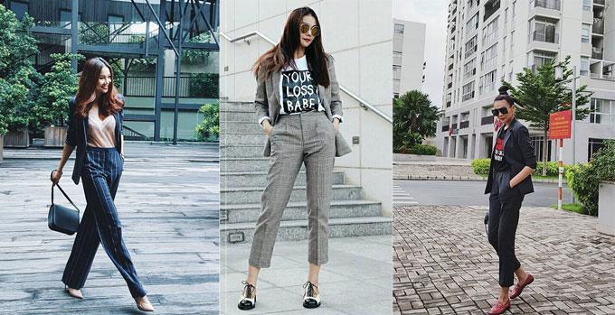Diện phong cách menswear chất như sao Việt