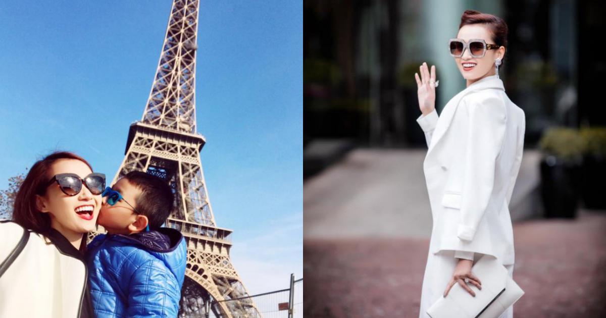 Cuộc sống xa xỉ ít ai biết của nữ diễn viên Lã Thanh Huyền