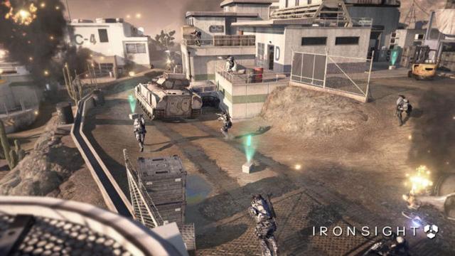 Game bắn súng tương lai cực chất Ironsight sẽ chơi được vào ngày 14/11 tới