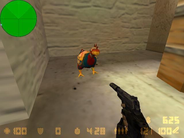 Lại nói về chú gà ngoài chợ trong Counter-Strike: Vì sao cứ xuất hiện là bị giết không thương tiếc?