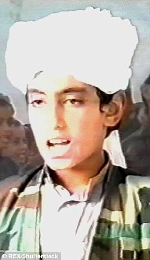 Con trai bin Laden bất ngờ lộ mặt sau chục năm - Hình 1