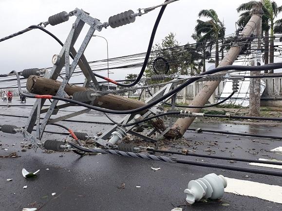 Phú Yên: Hàng ngàn lồng nuôi tôm hùm tiền tỷ bị bão số 12 thổi bay - Hình 2