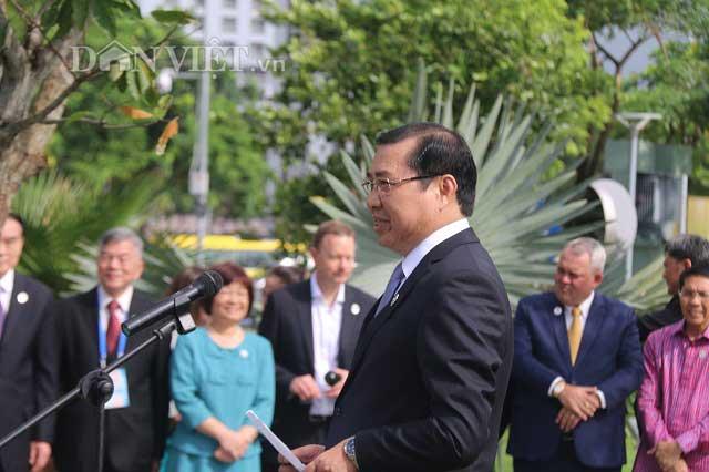 APEC Việt Nam: Khai trương vườn tượng 21 nền kinh tế APEC - Hình 2
