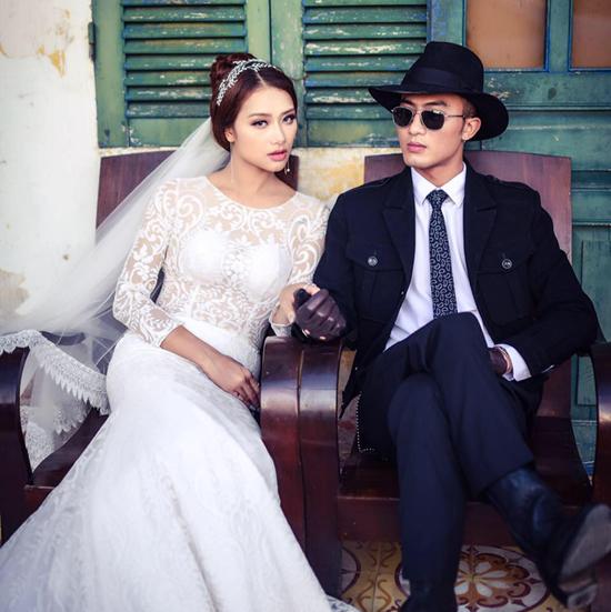 Công Lý và bạn gái về Thái Nguyên dự đám cưới Trần Tú Người phán xử - Hình 1
