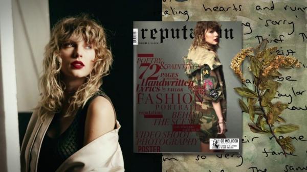 Fan không được nghe trực tuyến album mới của Taylor Swift trong tuần đầu phát hành
