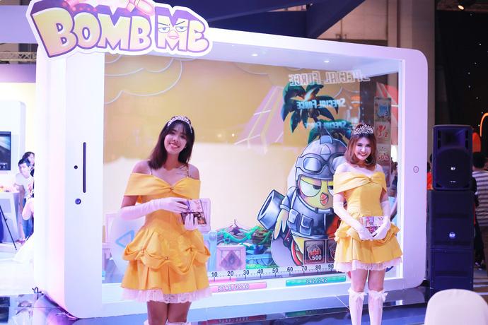 Ngắm dàn PG xinh cực xinh tại Thái Lan Gaming Show - Hình 2