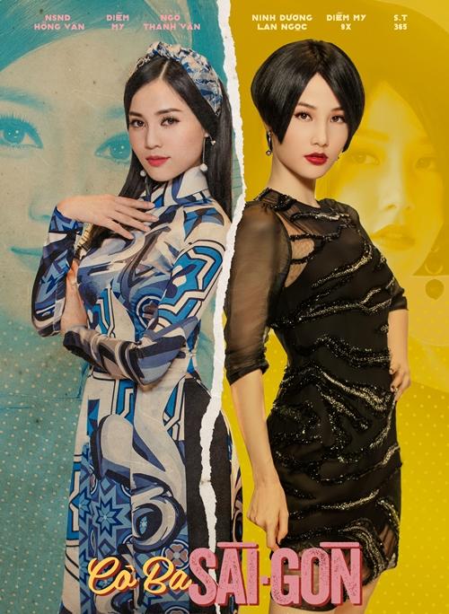 Ngô Thanh Vân từng đánh giá thấp diễn xuất của Diễm My 9x - Hình 1