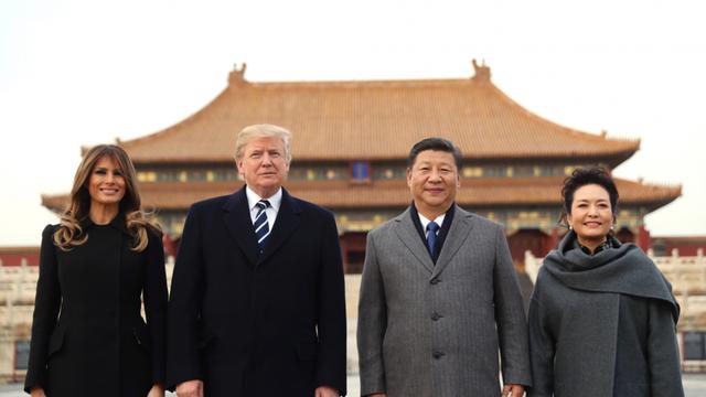 Ông Trump khởi động chuyến công du Trung Quốc với thương vụ 9 tỷ USD - Hình 1