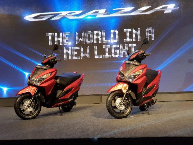 Xe ga Honda Grazia lên kệ, giá 20,2 triệu đồng