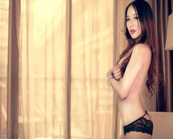 Người mẫu đồ lót nóng bỏng nhất Trung Quốc