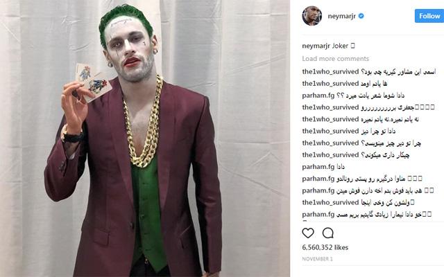 Ronaldo bá chủ Instagram năm 2017