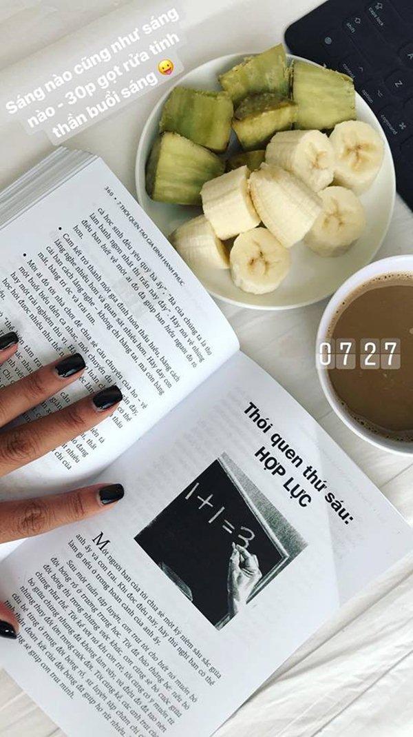 Tuyệt chiêu làm đẹp với bữa sáng rẻ bèo của chân dài Hà Nội