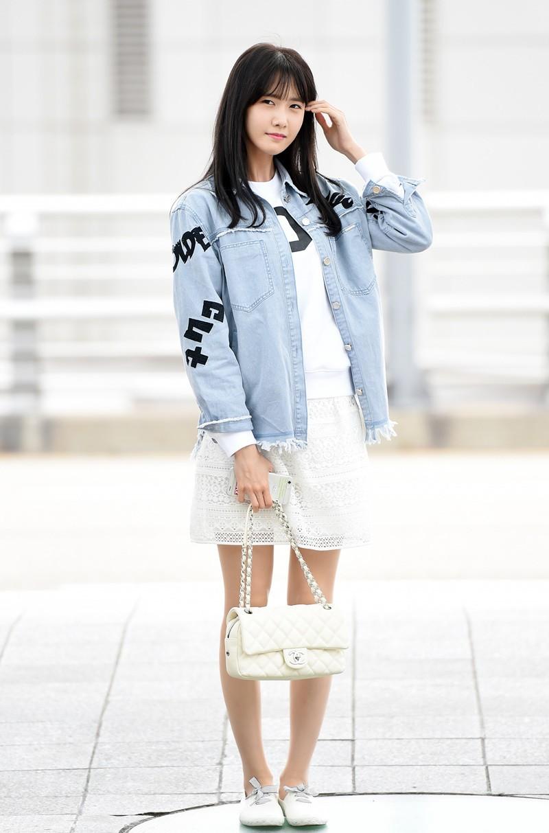 Bị chê chân tay cò hương như sắp gãy, nhưng ít ai biết đối với Yoona tăng cân lại là niềm mơ ước lớn