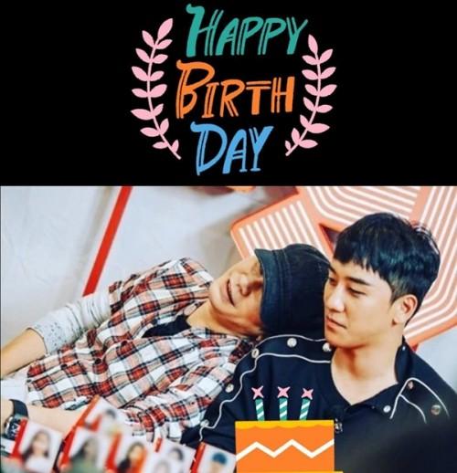 Big Bang Seung Ri bật khóc nức nở khi được chủ tịch YG chúc mừng sinh nhật sau 12 năm