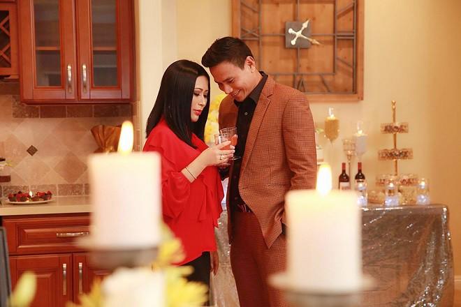Hoa hậu Phu nhân Toàn cầu Kristine Thảo Lâm tổ chức sinh nhật cho bạn trai