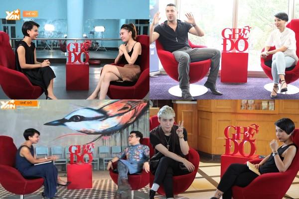 Không riêng Sau ánh hào quang, khán giả Việt từng mê mệt với loạt talkshow ngôi sao đình đám này