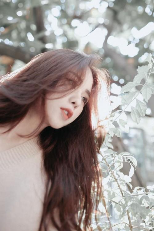 Không thể rời mắt khỏi nhan sắc xinh đẹp như diễn viên Hoa ngữ của nữ sinh Sài Gòn