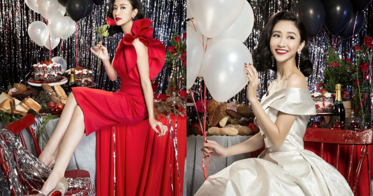 Hà Thu: 'Tôi nghĩ mình đẹp hơn sau Miss Earth 2017'
