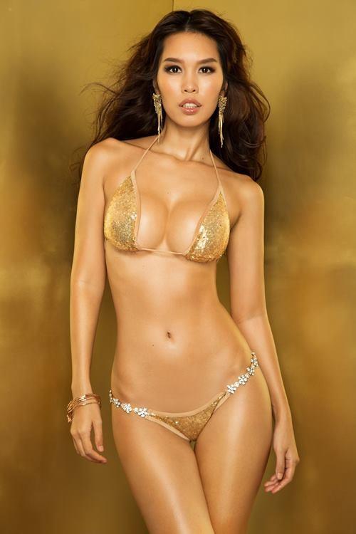 nhung bo bikini cua sao viet ma dam bao nguoi thuong khong dam m 689ee0 Những bộ bikini của sao Việt mà đảm bảo người thường không dám mặc
