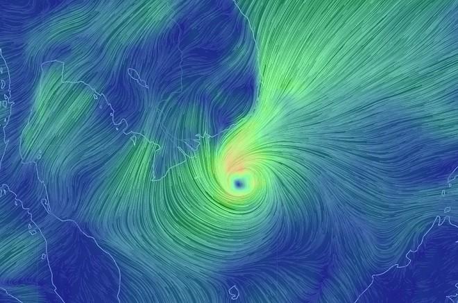 CẬP NHẬT bão số 16: Đón bão Tembin, người Cà Mau sợ thảm họa bão Linda - Hình 16