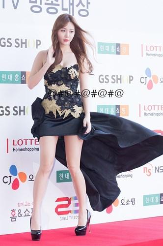"""ve dep nong bong cua my nhan han quoc co doi chan bac ty 5ef808 Vẻ đẹp nóng bỏng của mỹ nhân Hàn Quốc có """"đôi chân bạc tỷ"""""""