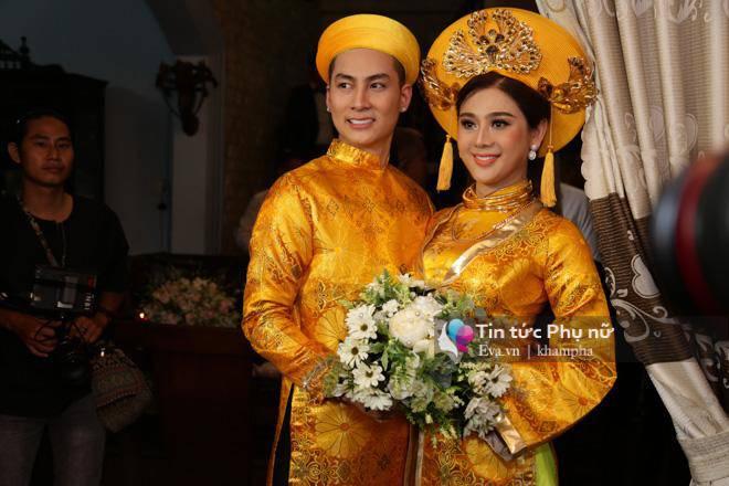 Đám cưới rình rang nhưng tiệc đón dâu của Lâm Khánh Chi lại bình dân bất ngờ