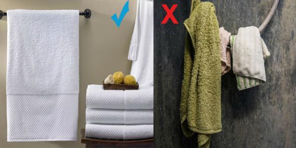 Khăn tắm nhanh thành giẻ rách vì lỗi sai chị em nào cũng mắc phải - Hình 4