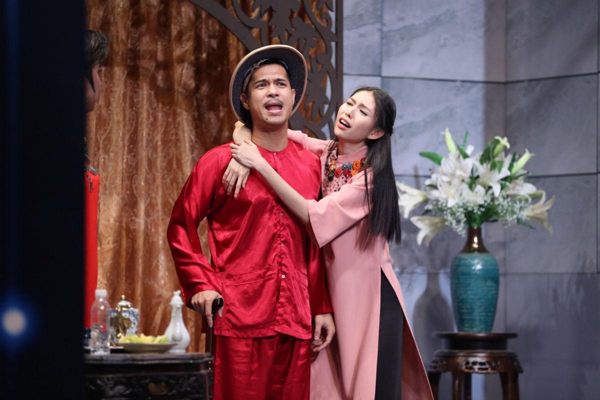 Hoài Linh khen Hùng Thuận thông minh, xuất sắc ẵm giải tại Ơn giời, cậu đây rồi