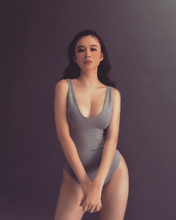 Bất ngờ trước vòng ba đồ sộ mới của Angela Phương Trinh