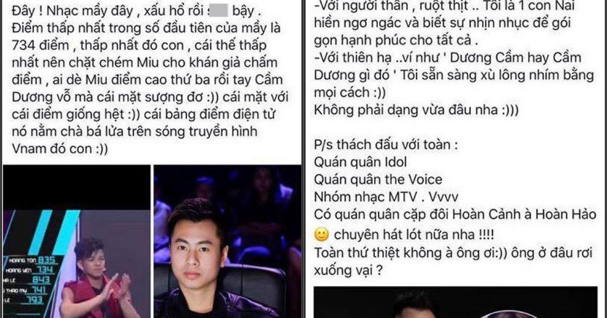 Phản ứng bất ngờ của nhạc sĩ Dương Cầm khi bị mẹ Miu Lê công khai 'vỗ mặt'