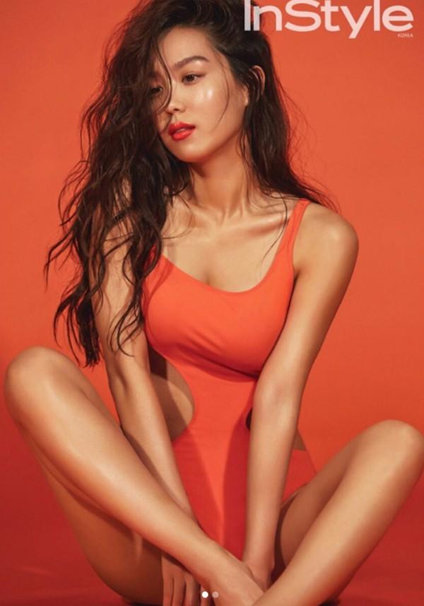 Sao nhí một thời thành diễn viên nhà YG: Thân hình nóng bỏng đến mức khó tin, sống sang chảnh đáng ngưỡng mộ - Hình 11