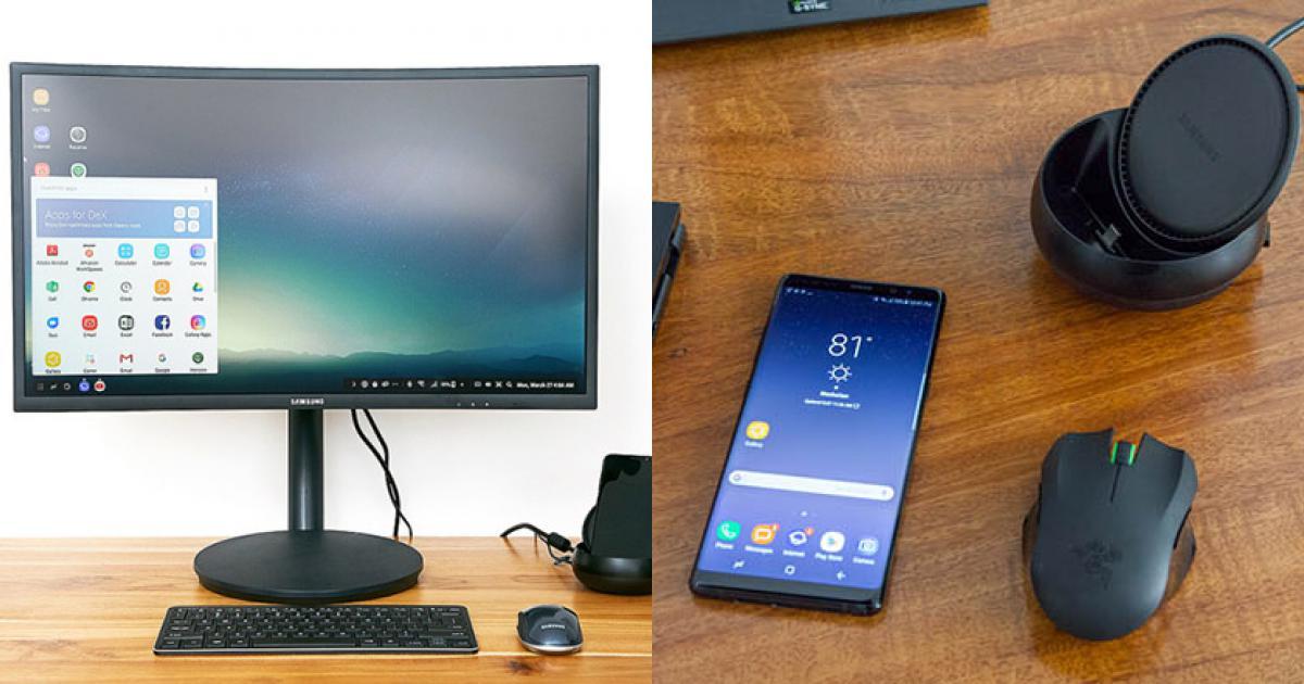 Samsung Galaxy S9 có thể mạnh mẽ hơn cả máy tính để bàn