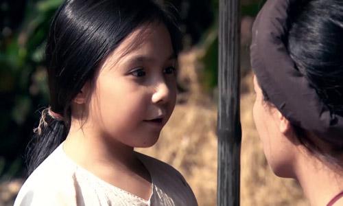 Sao nhí Thương nhớ ở ai gây bất ngờ với diễn xuất tự nhiên khi mới 7 tuổi