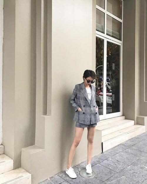 Cách diện menswear của 'trùm vest' Thanh Hằng, Minh Tú đang được mỹ nhân Vbiz ứng dụng mạnh mẽ