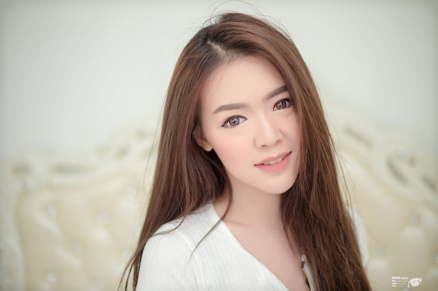 Hot Girl Thái Lan với vẻ đẹp tựa thiên thần