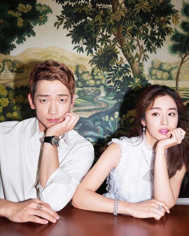 Khó tin khi Bi Rain tiết lộ mình đã làm hư gái ngoan Kim Tae Hee như thế nào