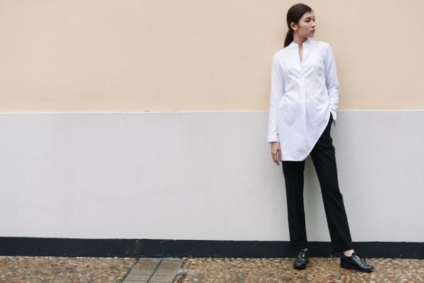 Không chỉ thần tượng, Đồng Ánh Quỳnh còn là bản sao phong cách menswear của Thanh Hằng